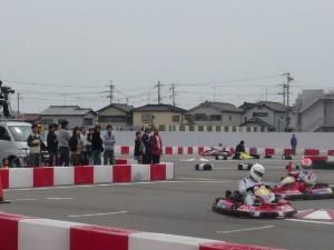 レースの様子2